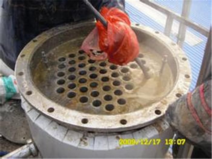 平顶山氧化铝厂清洗