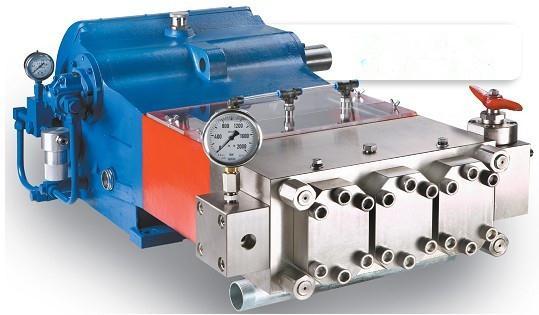 QD3-4型高压柱塞泵